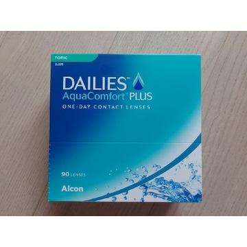 Soczewki Dailies Aqua Comfort PLUS Toric