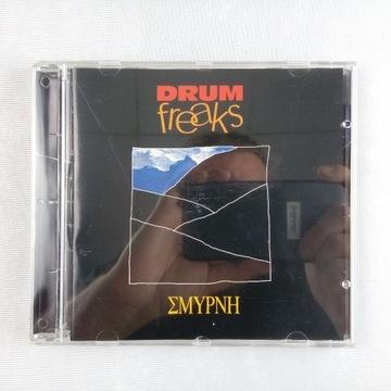 DRUM FREAKS & Wallis Buchanan - SMYRNA / CD