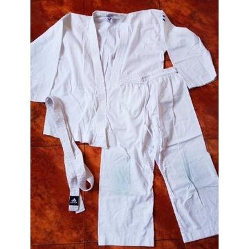 Kimono białe oni pas 150 cm