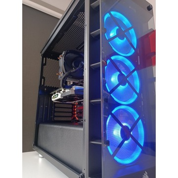 Komputer do grania i5 9400F GTX 1660 MSI