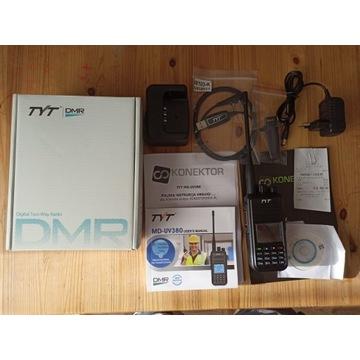 TYT MD-UV380 CYFROWY RADIOTELEFON DMR FM VHF/UHF