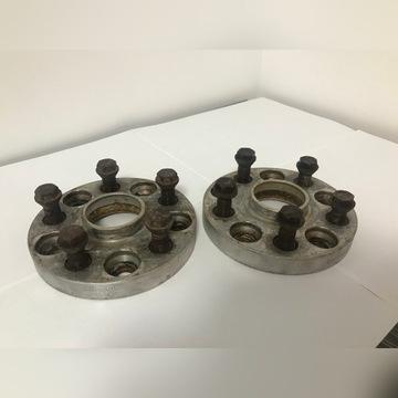 Dystanse H&R 40555712 2x2cm  AUDI A4 A6 A8