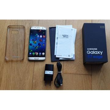 Smartfon Samsung Galaxy S7 edge 4 GB 32 GB złoty