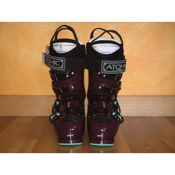 Damskie buty narciarskie Atomic, r. 35 (22/22,5)