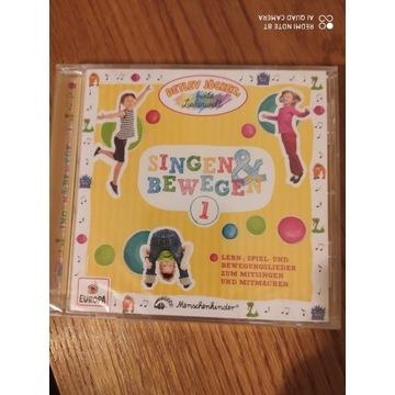 Singen bewegen CD Detlev Jöckers