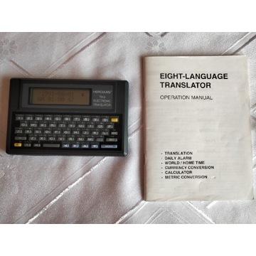 Translator Tłumacz elektroniczny