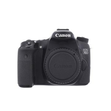 Canon EOS 70D - body super okazja świetny stan
