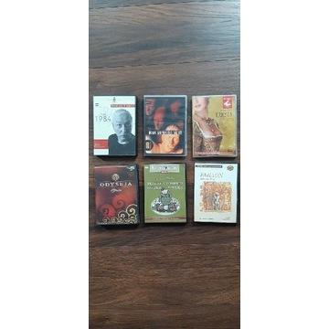Audiobook,książka czytana CD ,mp3