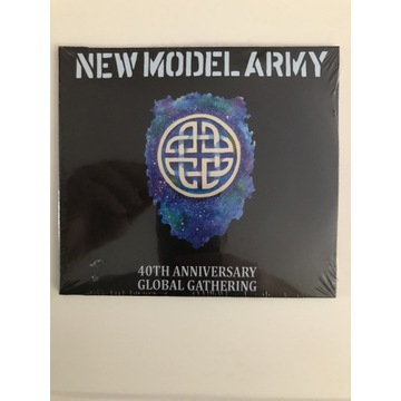 New Model Army - 40th Anniversary Global Gathering
