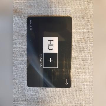 Karta HD+ HD03-Astra 19.2°E-ważna do 19.01.2021!