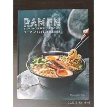 Książka RAMEN zupa szczęścia i miłości