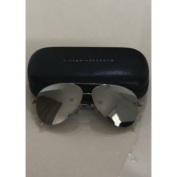 Okulary przeciwsloneczne Victoria Beckham lustra