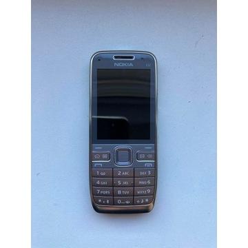 Nokia E52 Srebrna + Ładowarka