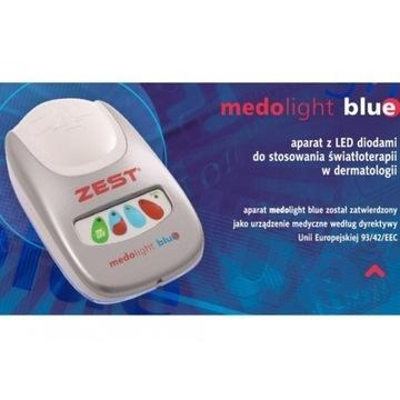 Bioptron Medolight blue - światłoterapia Gwarancja