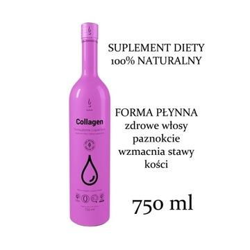 Collagen stawy kości płyn750 ml duolife