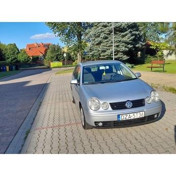 VW POLO 1.4 BENZYNA