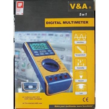 Multimetr VA19