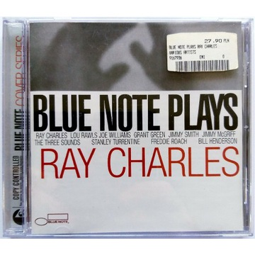 Blue Note Plays Ray Charles 2005r