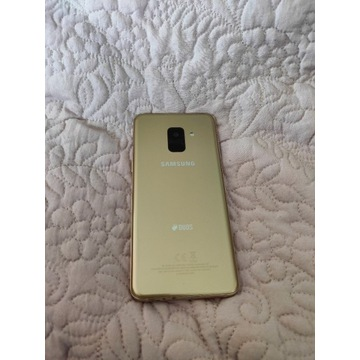 Samsung A8 DualSim ZŁOTY (SM-A530F/DS GOLD)