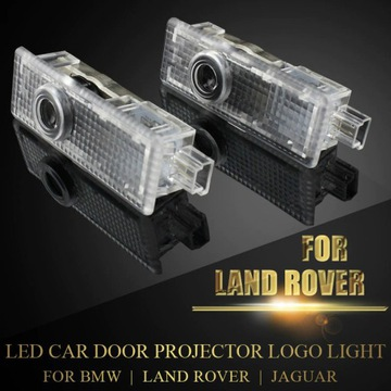 LED drzwi samochodu projektor logo Land Rover