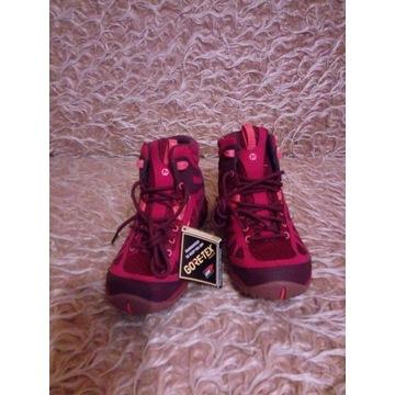 buty trekingowe merrell r. 35 nowe