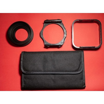 Zestaw kwadratowych filtrów ND 49-82mm cokin