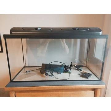 Akwarium 100l z całym wyposażeniem