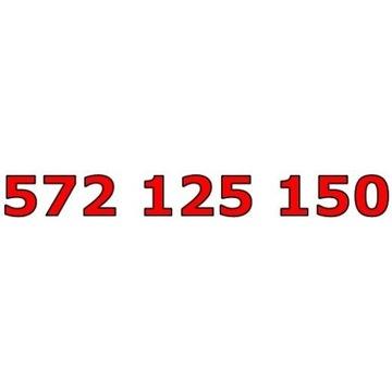 572 125 150 ORANGE ŁATWY ZŁOTY NUMER STARTER