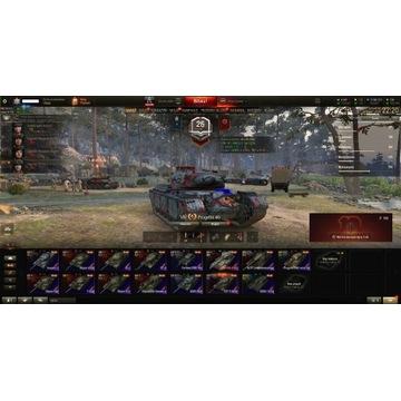 Wartosciowe konto world of tanks konto wot okazja