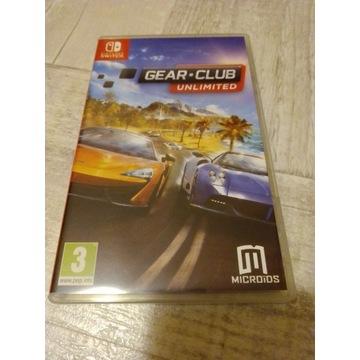 Gra Gear Club Unlimited – konsola Nintendo Switch