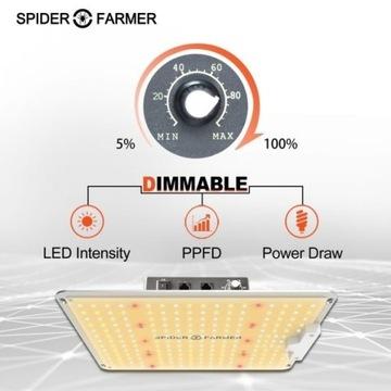 Lampa Led Spider Farmer SF-1000