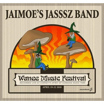 JAIMOE - WANEE 2018 - 2CD / ALLMAN BROTHERS BAND
