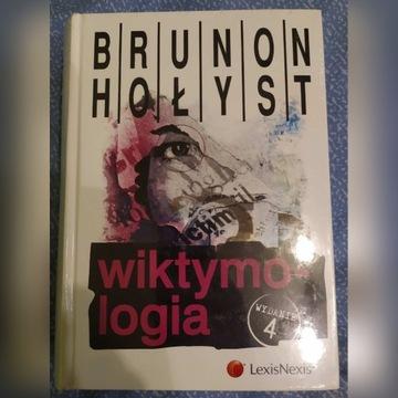 Brunon Hołyst - Wiktymologia nowa w folii