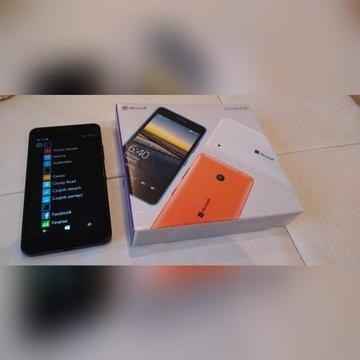 Microsoft Lumia 640 czarny