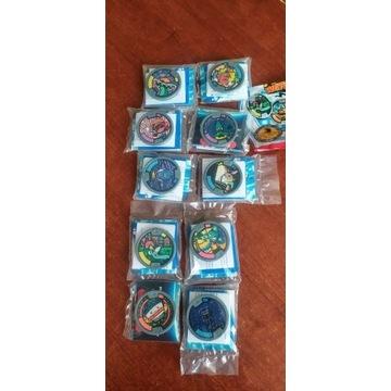 Medale Yo-Kai Watch, seria 2