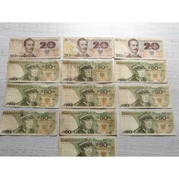 ...:::Zestaw 42 banknotów Polska:::...