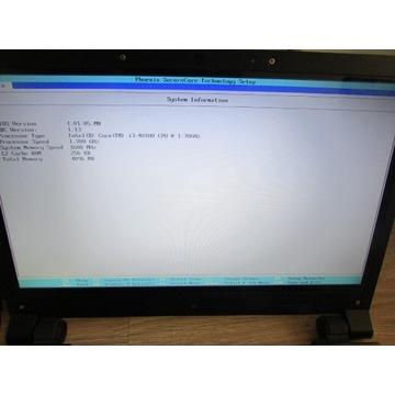 Medion Akoya S6212T md99270/i3-4010u