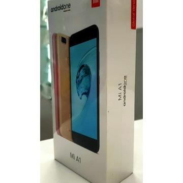 Nowy Xiaomi Mi A1 4GB Czarny parag gwar prezent