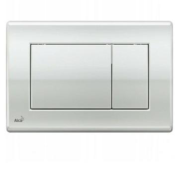 Przycisk spłukujący do WC Alcaplast De