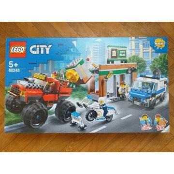 LEGO City - Napad z monster truckiem 60245