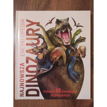 Najnowsza encyklopedia dinozaury - John Woodward