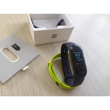 Xiaomi Mi band 3 Smartwatch Opaska PL menu