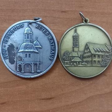 Niemieckie medale