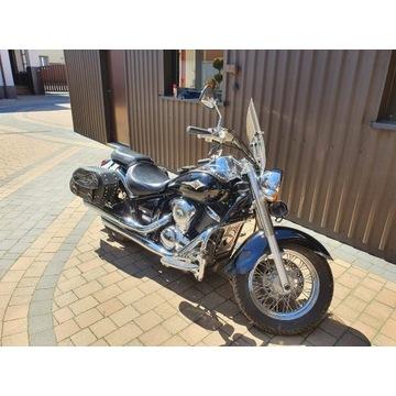 KAWASAKI VN900 CLASSIC MOTOR- STAN IDEALNY