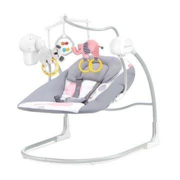 Bujaczek leżaczek elektryczny Minky Kinderkraft
