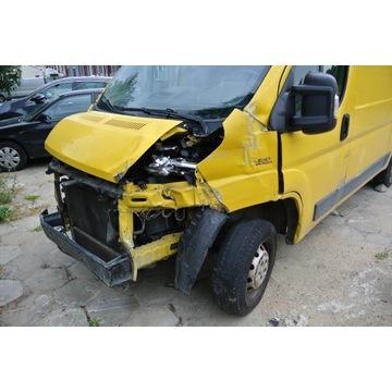 Fiat DUCATO - uszkodzony, zarejestrowany