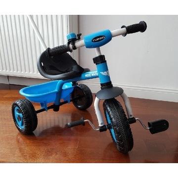 Rowerek trójkołowy Milly Mally Turbo 18-36 mcy
