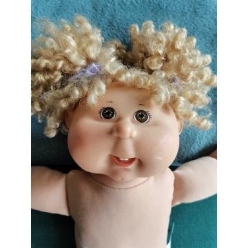 Śliczna lalka kapustka, cabbage patch kids