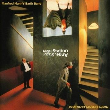 MANFRED MANN'S EARTH BAND Angel Station (LP)