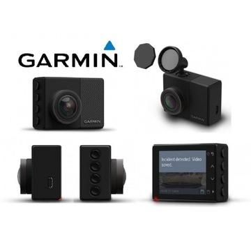 NOWY Wideorejestrator GARMIN Dash Cam 65W GPS WiFi